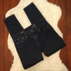 J.Crew Toothpick Skinny Jeans Dark Wash